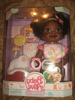 Baby Alive African American Learns To Potty