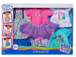 Baby Alive Mix N Match Fashion Outfit Set