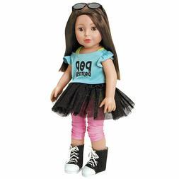 Adora Amazing Girls 18-inch Doll, ''Emma'' DAMAGEDBOX
