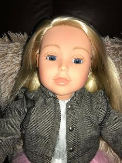 Adora Amazing Girls 18-inch Doll Harper  New with box.