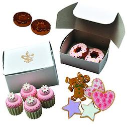 American Bakery Collection Bake Set of Strawberry and Chocol