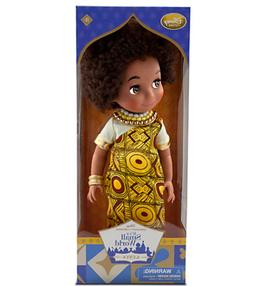 """DISNEY Animator's Collection """"It's a Small World"""" KENYA Sing"""