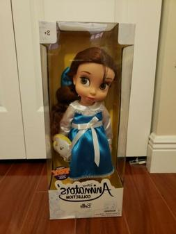 Disney Animators' Collection Belle Doll - 16 Inch NEW