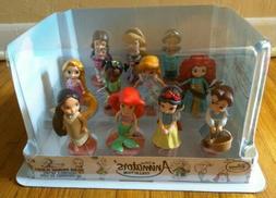 Disney Store Animators' Collection Deluxe Figurine Play Set
