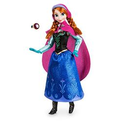 Disney Anna Classic Doll with Ring - Frozen - 11 1/2 Inch