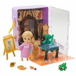 Disney Authentic Animators Collection Tangled Rapunzel Pasca