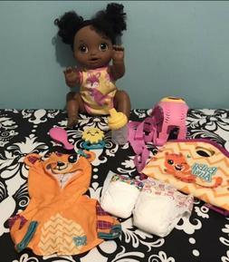Baby Alive Baby Go Bye Bye Doll - Walmart Exclusive NEW W/O