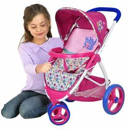 Hasbro Baby Alive Lifestyle Stroller for dolls girls toy