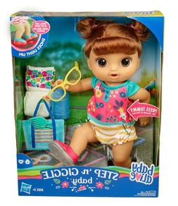HASBRO Baby Alive Step 'n Giggle Baby Doll  NIB/Sealed