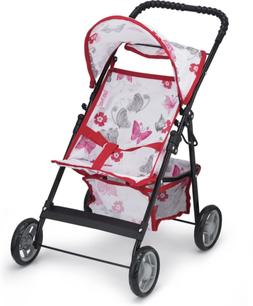 Litti Pritti Baby Doll Stroller For Toddlers - Baby Stroller