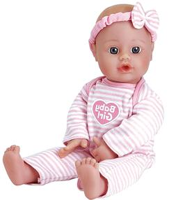 Baby Doll Toy Gift 1 Children Over 1 Year Old With Light Ski
