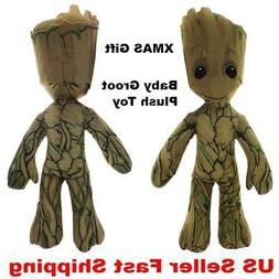 Baby Groot Plush Toy Christmas Gift Under 20 Dollars for Kid