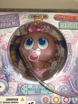 Distroller Baby Lumies Nerlie Neonate Babies Pink Doll - Lum