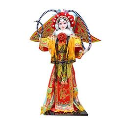 PANDA SUPERSTORE Beijing Opera Decoration Chinese Style Hand