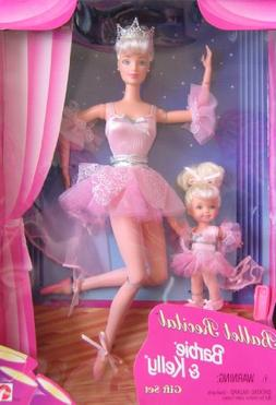 Barbie Ballet Recital KELLY Doll Gift Set