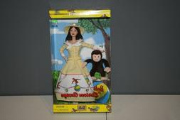 Barbie And Curious George Doll Sealed Collector Edition Matt