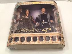 Barbie and Ken as ROMEO and JULIET Limited Edition1997 NIB