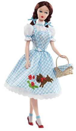 Barbie Collector Wizard of Oz Dorothy Doll
