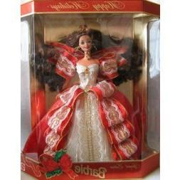 Barbie Doll Happy Holidays 1997 Special Edition 10th Anniver
