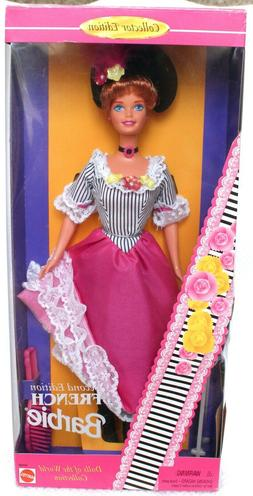 BARBIE DOLLS OF THE WORLD DOTW FRANCE COLLECTOR EDITION DOLL