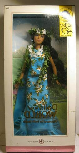 Barbie Dolls of the World Princess Of The Pacific Islands 20