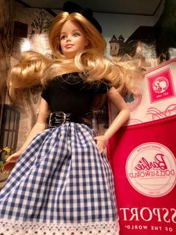 Barbie DOTW: FRANCE PASSPORT Dolls of the World 2012 #X8420
