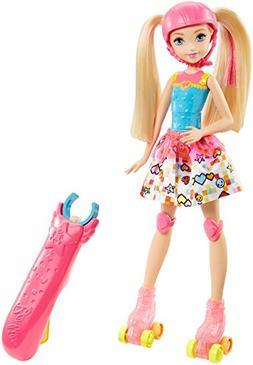 Barbie Video Game Hero Fashion Doll - Light-up Skates
