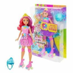 Barbie Video Game Hero Match Game Princess Doll