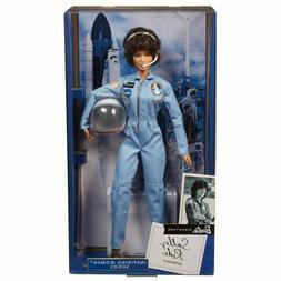 MATTEL BARBIE Inspiring Women: American Astronaut SALLY RIDE