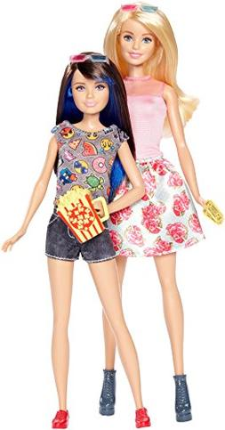 Barbie and Skipper Fashion Doll - Blonde and Brunette