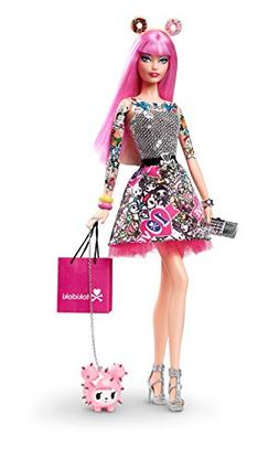 Barbie Tokidoki Doll - Pink