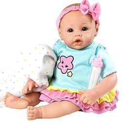 Adora BathTime™ Doll Baby - Rainbow