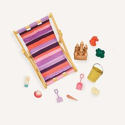 Our Generation® Beach Chair Accessory Set