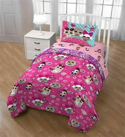 Bedding Sets Twin For Girls LOL SURPRISE DOLL Comforter Sham