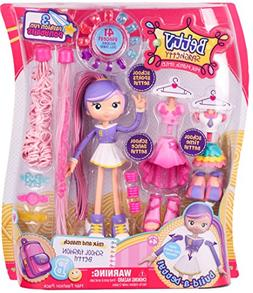 Betty Spaghetty Mix and Match School Fashion Hair Fashion Pa