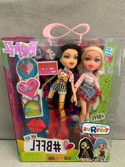 Bratz BFFL Cloe & Jade 2 Doll Set NIB Toys R Us Exclusive