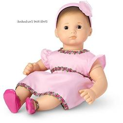 American Girl Bitty Baby Twin NEW Rosebud Fancy dress outfit