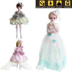 BJD Doll SD Doll 24inch Cute Princess Bride for Girl Gift an