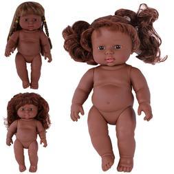 Black Girl Dolls African American Dolls Lifelike 12 inch Mov