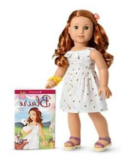 "American Girl Blaire Wilson 18"" Doll NIB"