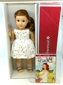 American Girl - Blaire Wilson - Blaire Doll & Book - America