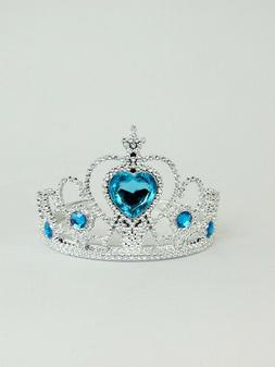 Blue Heart Tiara Crown  for 18'' dolls by American Fashion W