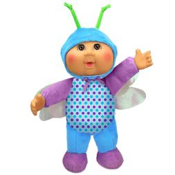 """Cabbage Patch Kids Bluebell Dragonfly 9"""" Baby Doll- Garden P"""