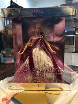 Bob Mackie Holiday 2005 Barbie Doll Never Removed From Box