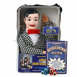 Bonus Bundle! Danny O'Day Ventriloquist Dummy Doll - New!