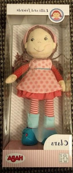 Brand New HABA Clara Doll 13.5in In Hand Free Shipping