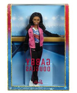 Brand New Mattel Gabby Douglas Barbie Collector Doll FGC3 Pi