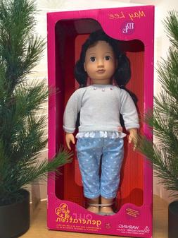 """Brand New Our Generation 18"""" MAY LEE Asian Doll NIB"""