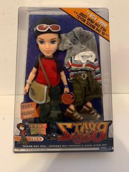 Bratz Boyz Meet Koby The Panther Doll 2003 With Extra Fashio