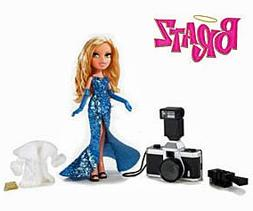 bratz cloe - movie star - with real working camera